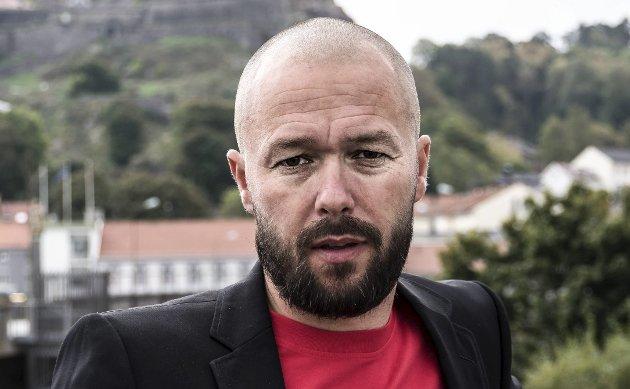 Arve Sigmundstad, gruppeleder i Halden Arbeiderparti.