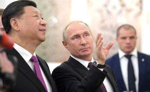 Putin og Xi