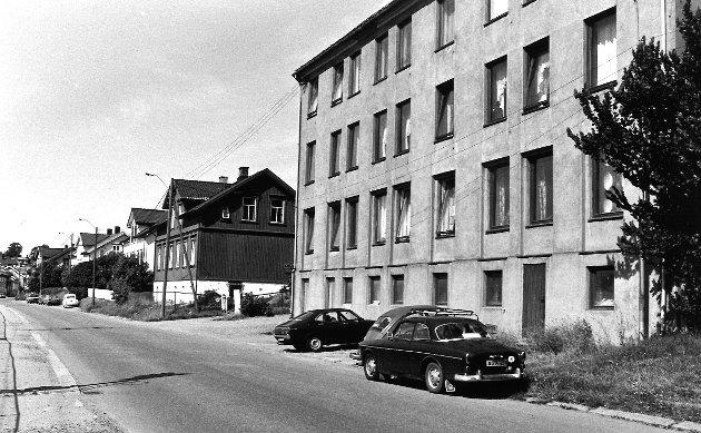 Værlegata 1980