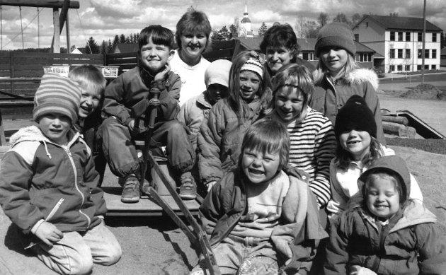 Svinndal barnehave 1992