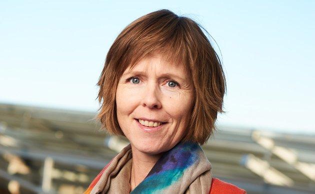 Merete N. Kristiansen, administrerende direktør Akvaplan-niva AS.