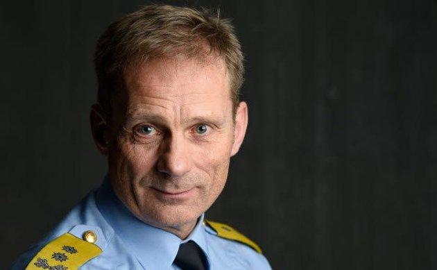 Politimester Johan Brekke