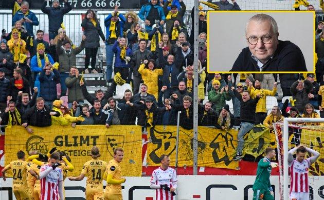 Bodø/Glimt er selveste storebroren i nordnorsk fotball, skriver kommentator Børre Arntznen.