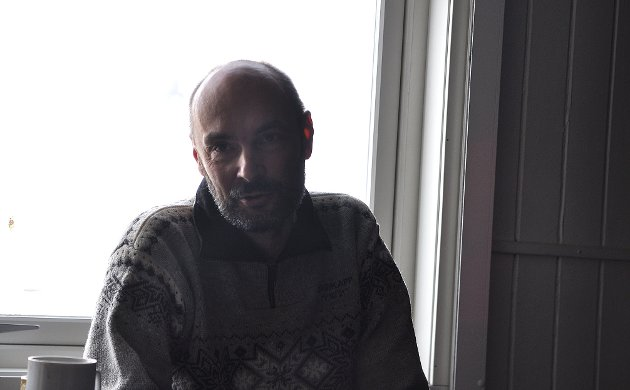Direktør for Scandic Nordkapp, Hans Paul Hansen.