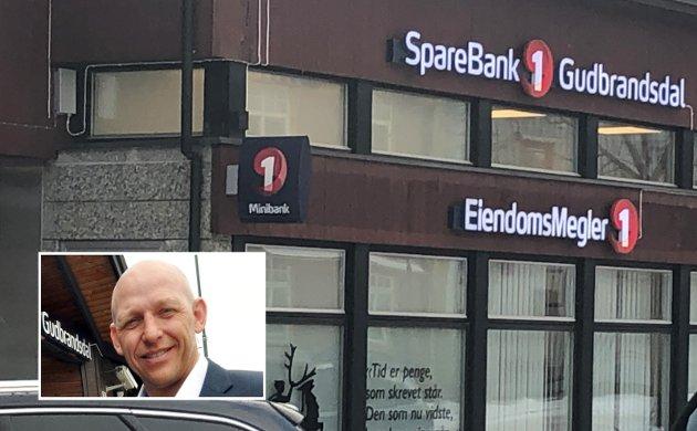 SVEKKER distriktet: Banksjef Per Ivar Kleiven er med rette kritisk til et initiativ fra Siv Jensen og Regjeringen.