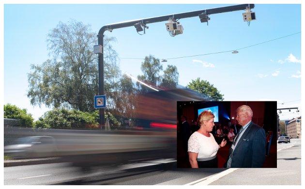 BILSTENES VENN: Frp er bilistenes beste venn og sørger for å bruke mer penger på vei enn det som tas inn i form av bilavgifter, skriver Frps tredjekandidat ved årets fylkesvalg, Lars Rem fra Østre Toten..