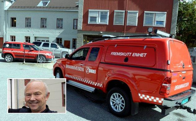 - Det er på høy tid at Lillehammer får en ny, effektiv og tidsriktig brannstasjon, skriver brannsjef Knut Birger Bakken.