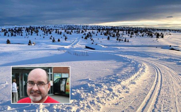 NY PLAN: Nordseter er et område som vi ikke har avgjort endelig. Her er det kommet mange innspill til nye utbyggingsområder, skriver Knut Arne Vassdokken.