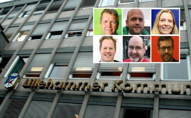 Hva er godt politisk lederskap i krisetid, Terje Rønning (V), Johannes Wahl Gran (MDG), Ingunn Trosholmen, Oddvar Møllerløkken, Knut Arne Vassdokken og Mads Furu?