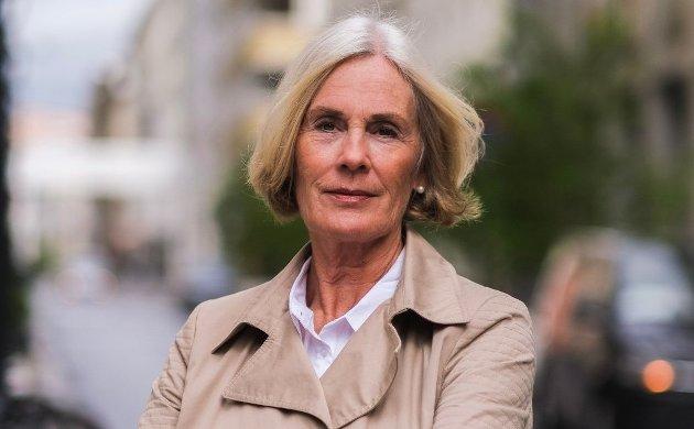 Elisabeth Fjellvang Kristoffersen, generalsekretær MA - Rusfri Trafikk.