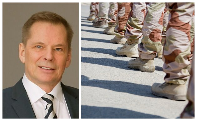 SLÅR ALARM: Over 70 % av Afghanistan-veteranene som opplever psykiske vansker søker ikke helsehjelp, skriver veteranleder Dan Viggo Bergtun.