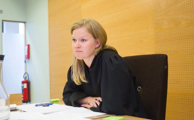 HJELP: – Vi trenger flere alternativer til fengsel, der mennesker kan få hjelp til de utfordringer de rent faktisk sliter med, skriver advokat Ingrid Lauvås. Arkivfoto: Gaute-Håkon Bleivik