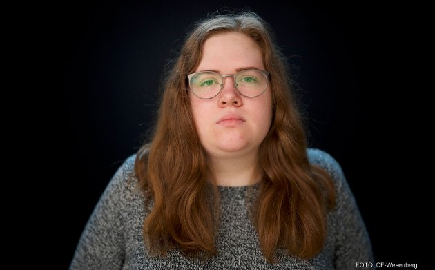 Christina Babington, leder i Juvente