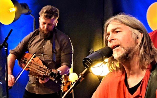 Publiners konsert på studio nord