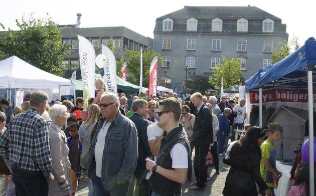 Det bruker å være tett i tett med folk på Ringeriksdagen, men hva med de handikappede, spør Svein Gustavsen.