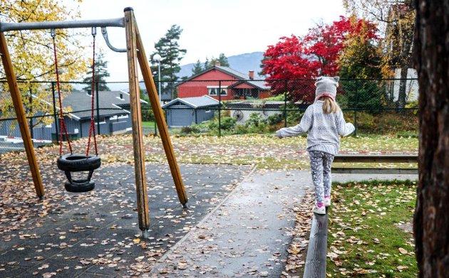 FATTIGDOM: Det er store skilnader mellom omfanget av barnefattigdom i kommunar og mellom fylke.