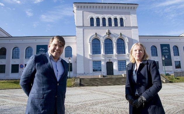 BA har satt ned en jury som vil gå gjennom søknadene og fordele pengene, som blant annet består av sjefredaktør Sigvald Sveinbjørnsson og rektor Margareth Hagen ved Universitetet i Bergen.
