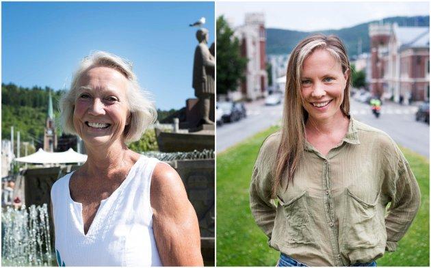 Drammen kommune trenger et klimafond, skriver Kari Palm (Mdg) og Cathrin Janøy (MdG)