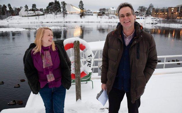 Hilde Marie Steinhovden og Knut Arild Melbøe i Miljøpartiet De Grønne (MDG) foreslår byferge i Hønefoss, men politikerne sa nei. I dette innlegget mener Olav Bjotveit at MDGs ideer knyttet til båttrafikk på Storelva fortjener større oppmerksomhet.