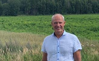 Tore Arntzen, daglig leder  Slitu Handels- og Næringspark