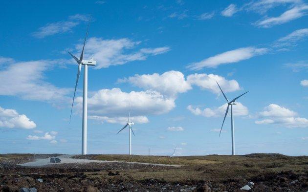OPPLYSANDE DEBATT: Eit godt ordskifte over tid om vindkrafta og realitetane, har ført til at fleire no seier nei til vidare utbyggingar, skriv Einar Rysjedal og Ingunn Kjelstad.