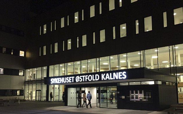 FOR LITE: – Tirsdag ble det kjent at en rapport utarbeidet av Sykehusbygg konkluderer med at Sykehuset Østfold på Kalnes ble bygget for lite.Er det noen som ble overrasket? Spør Bjørn Ystrøm i denne signert.