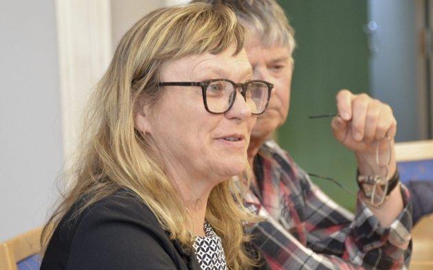 Trine Jørgensen Dahll, Venstre.