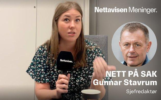 EKSTREMISMEKOMMISJON: AUF-leder Astrid Hoem fikk støtte for forslaget på Aps landsmøte.