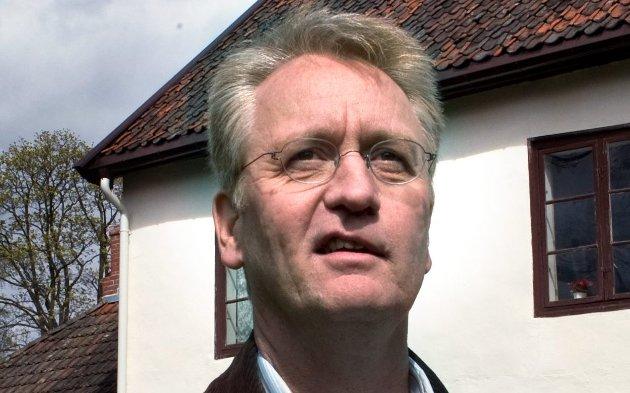 Direktør i Mjøsmuseet, Arne Julsrud Berg.