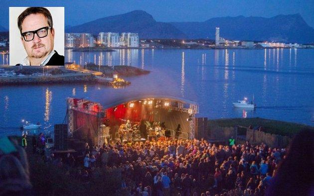 Fredag åpner Nordland musikkfestuke med konsert på Skandsen, og vi nordlendinger får tilsynelatende aldri nok avslike festivaler.