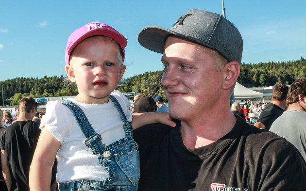 Alma og Martin Torgaldsbøen.