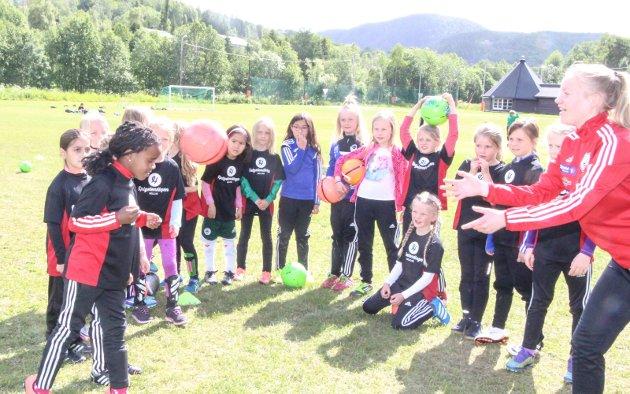 Helgelendingens fotballskole 2016, Kippermoen