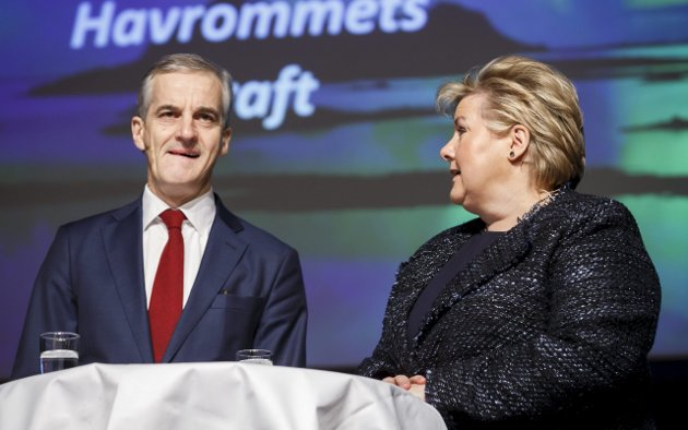 FORETREKKER STØRE: Skribenten har en klar statsministerkandidat.FOTO: Heiko Junge / NTB scanpix