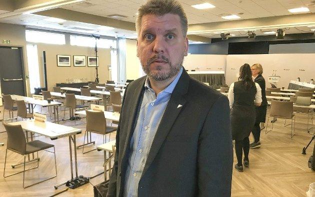 KRITISK: Martin Jøsevold mener rektor ved Nord Universitet ikke har lyttet til Helgelendingenes engasjement rundt ny studiestruktur.