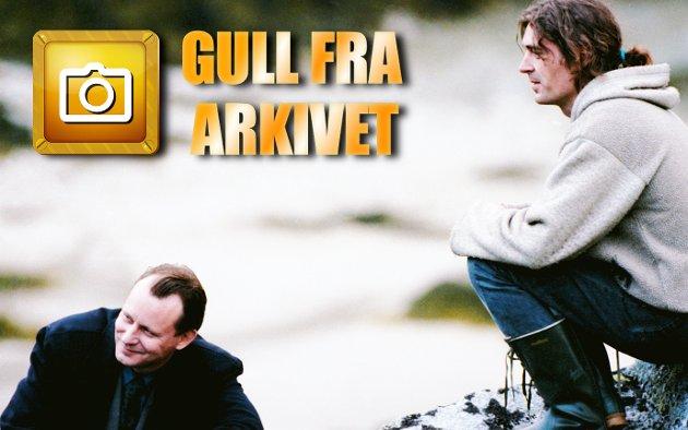 1996: Søvnløse uker i Tromsø når filmregissør Erik Skjoldbjærg spiller inn sin debutfilm Insomnia i hjembyen.  I hovedrollen: Stellan Skarsgård.