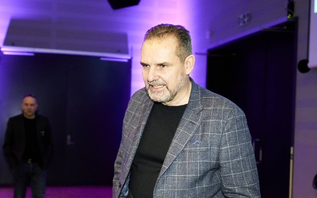 Konsernsjef Ståle Gjersvold i TrønderEnergi.