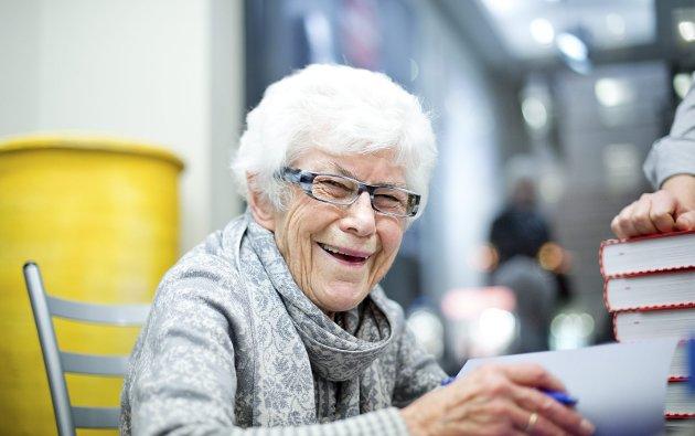 Hele Norges matmor, Ingrid Espelid Hovig gikk bort fredag i forrige uke, 94 år gammel.