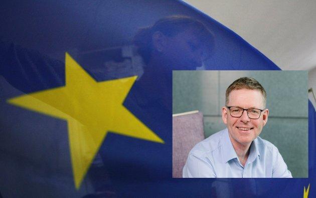 NÆRINGSLIVET: EØS gir norske bedrifter tilgang til et marked som er om lag 100 ganger så stort som her i Norge. Dette gjør EU til norske bedrifters viktigste eksportmarked, skriver Jon Kristiansen, regiondirektør i NHO.