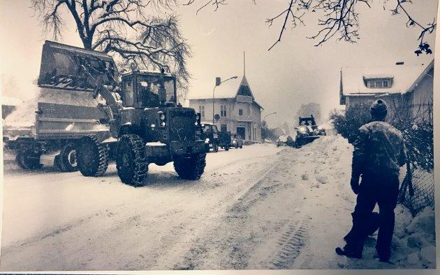 20. november 1980 falt det 48 centimeter med snø i Gjøviks gater.