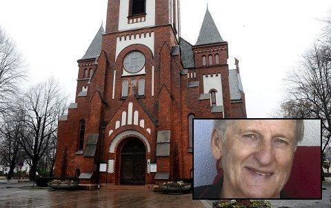 KIRKEN: Hvor lang tid vil det ta før kirken som institusjon helt forlater det kirkebygget er vigslet for, spør Paul Wirkola.