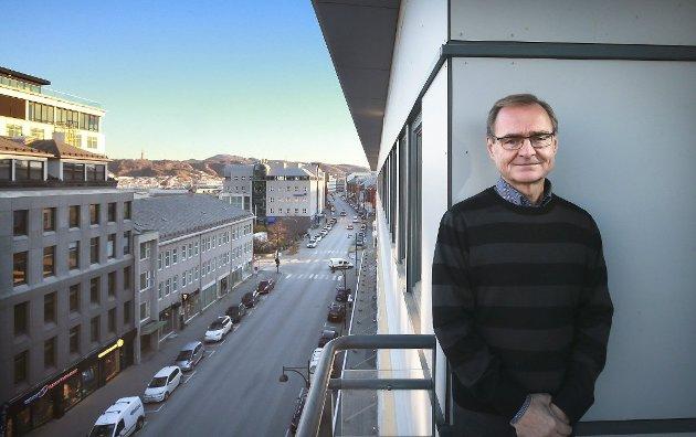 Administrerende direktør i Helse Nord RHF, Lars Vorland.
