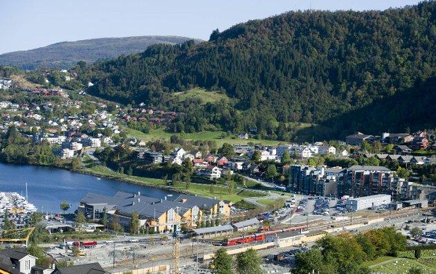 Indre Arna skal bli en enda bedre bydel å bo i.