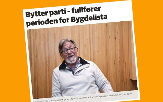 FAKSIMILE: Bygdeposten.no 29. april.