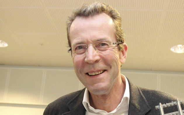 Bjørn Haugen Morstad