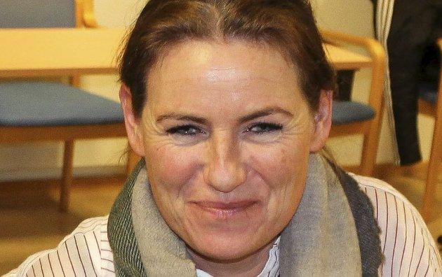 Anne Aga, listekandidat Moss SV