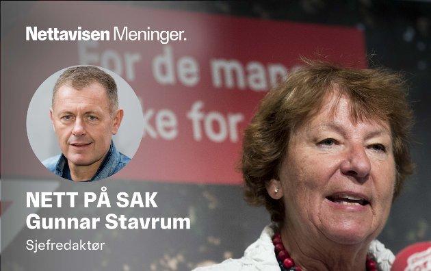REAGERER SENT: Seks år etter at de overtok rent flertall i Oslo, vil ordfører Marianne Borgen (SV) gjennomgå reglene for kommunale boliger.
