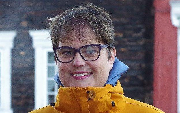 ORDFØRER: Ragnhild Aashaug (Sp) er ordfører i Tolga. Tonje Hovensjø Løkken.