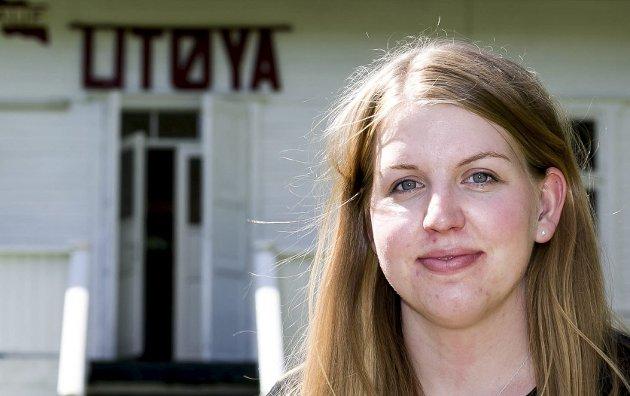 Siri Sønstelie overlevde angrepet på Utøya.