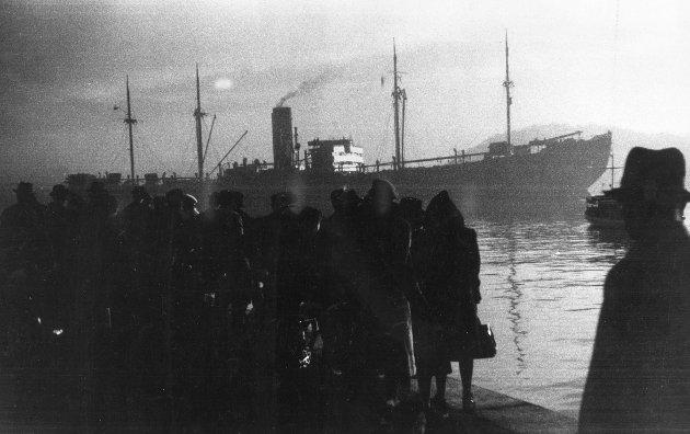 Holocaust: Blant de som ble sendt i døden med M/S Donau 26. 11 1942  var Salomon Bodd fra Lørenskog, ektefellen Rakel og barna Arild, Mary Dora, Liv, Bjørn Benjamin og Isak.Foto: NTB Scanpix