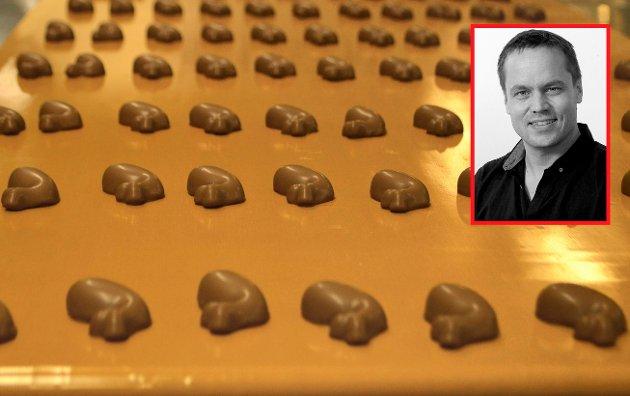 Hva er det sukkeravgiften bidrar til egentlig? Spør ansvarlig redaktør Steinar Ulrichsen (innfelt) i denne lederen.